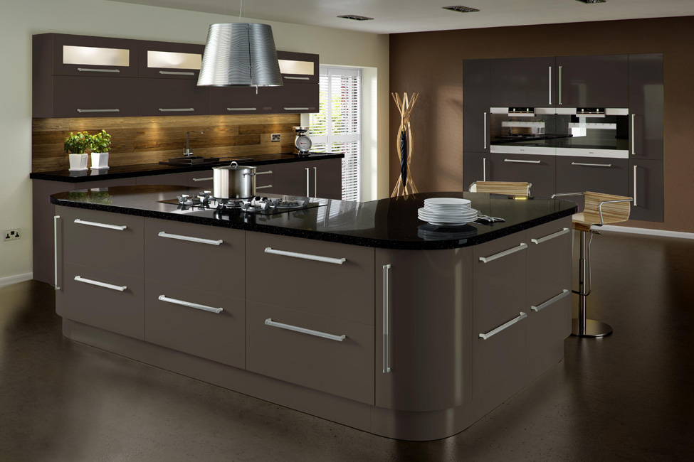Shipley kitchens yorkshire luxury kitchens made in uk for Kitchen ideas grey gloss